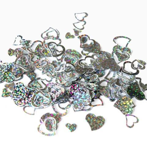 57885 Hearts Silver