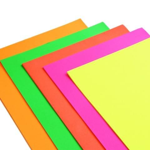 A4 Fluorescent Paper