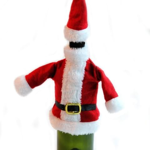 BI2083 Christmas Wine Bottle Cover