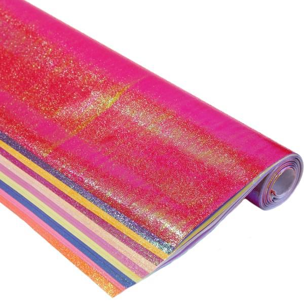 BI2640 Iridescent Paper Rolls 50x70cm