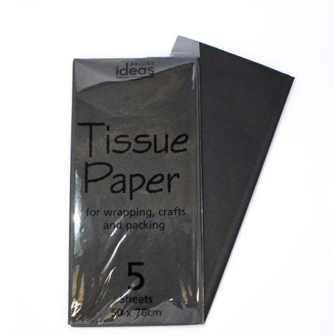 BI2670 Black Tissue PK05