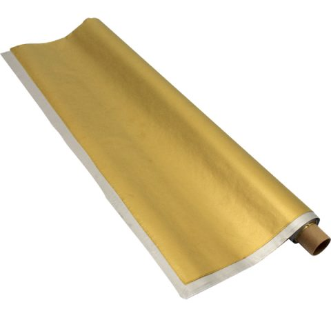 BI7831 Tissue Paper Roll Gold Silver 24 Sheets