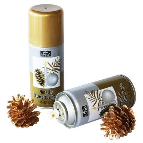 BI0017 Gold Lacquer Spray 150ml