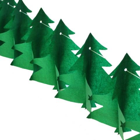 BI2078 Christmas Tree Garland