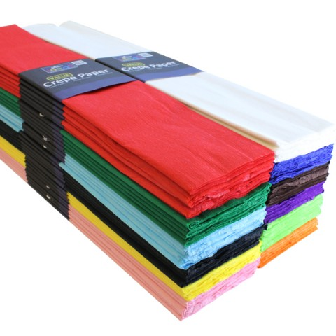 BI0628 Value Crepe Paper