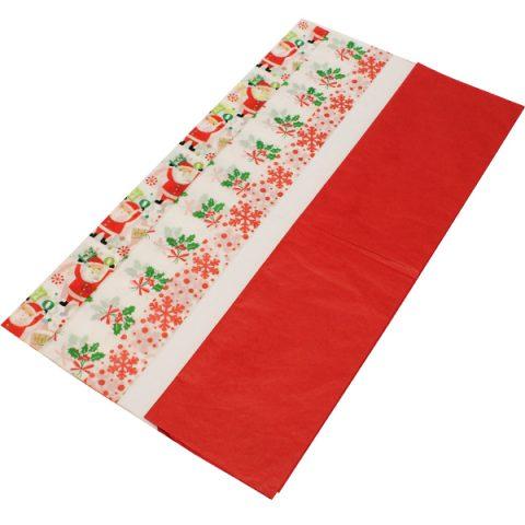 BI2563 Festive Tissue Paper PK08