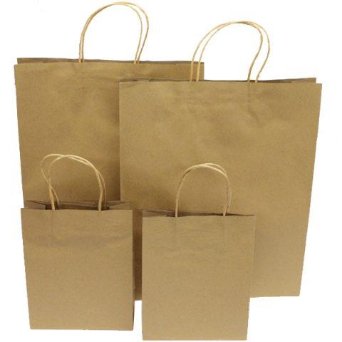 Kraft Gift Bags