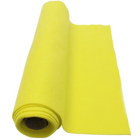 BI8080 Felt Roll Yellow