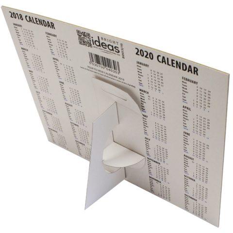 2019 Year Desk Calendar BI0451