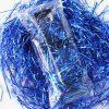 BI0052 Blue Metallic Shreds