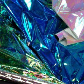 BI0228 Iridescent Film Rolls 70cm x 2m