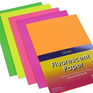 A3 Fluorescent Paper