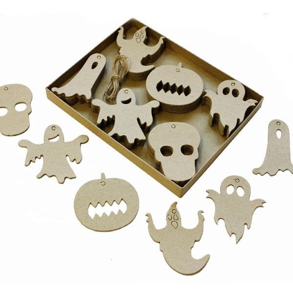 BI4007 Halloween Cut Outs