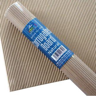 BI7432 Natural Corrugated Board Rolls