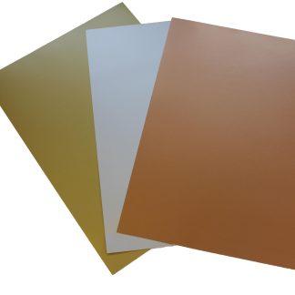 Metallic Paper A4 Sheets pk20