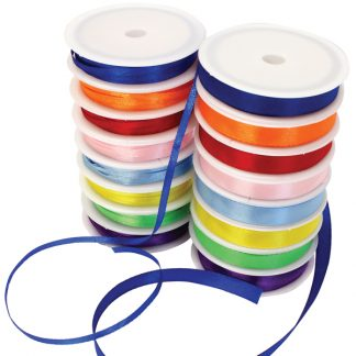 Assorted Satin Ribbons