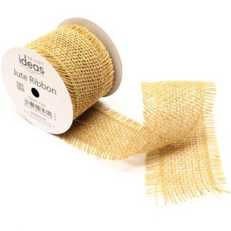 bi3028 jute ribbon roll 70mm-x-5m