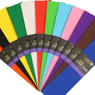 Value Crepe Paper Assorted