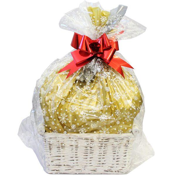 Snowflake Hamper Bag Kit